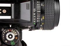 Analogic camera Royalty Free Stock Photo