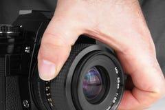 Analogic camera Royalty Free Stock Images