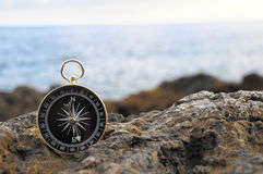 Analogic Compass Stock Image