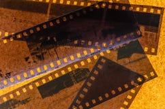 Analogicfotografie 35mm film Stock Afbeeldingen