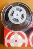 Analogt magnetiskt band Arkivfoton
