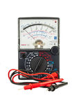 Analogue multimeter Stock Image