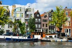 Anals de ¡ de Ð d'Amsterdam Photos stock