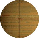Analyse de données de Digitals Photographie stock libre de droits