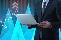 Analyse en voorraadconcept royalty-vrije stock afbeeldingen
