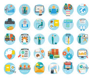 Analysez du procédé et de la livraison d'achats d'Internet