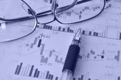 Free Analysing Stock Market Stock Photography - 24832232