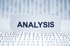 Analysis Stock Photos