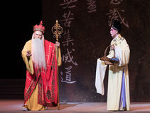 "Analysis of advantages and disadvantages -The second act-Kunqu Opera""Madame White Snake"" Stock Image"