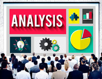 Analysis Analytics Analyze Data Information Statistics Concept Royalty Free Stock Photos