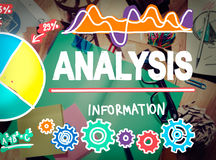 Analysis Analytics Analyze Data Information Statistics Concept Royalty Free Stock Images