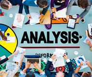 Analysis Analytics Analyze Data Information Statistics Concept Royalty Free Stock Photography