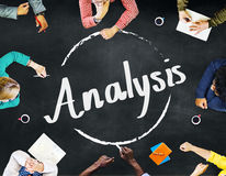 Analysis Analyze Data Information Planning Statistics Concept Stock Photography