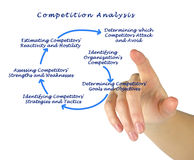 Analysis of Competition Stock Photography