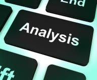 Analysis Computer Key Showing Checking And Examining Stock Photos
