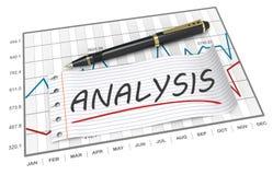 Analysis concept Stock Photos
