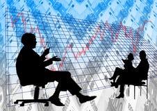Analysis, Pay, Businessmen, Meeting Stock Photos