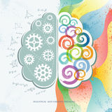 Analytical and Creative Thinking. Stock Images