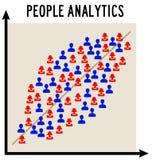 analytics ilustração do vetor