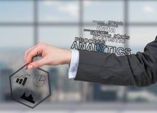 analytics foto de stock