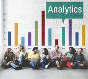 Analytics Analysis Insight Connect Data Concept Royalty Free Stock Image