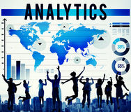 Analytics Analysis Planning Strategy Marketing Concept Royalty Free Stock Photo