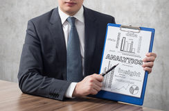 Analytics Stock Photography