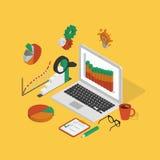 Analytics Stock Image