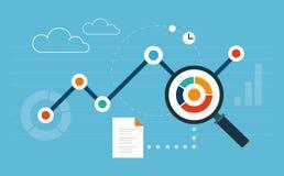 Analytikinformationen Lizenzfreie Stockfotos