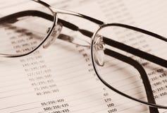 Analytisches Konzept des Geschäfts Stockbilder