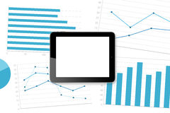 Analyze Statistical Data Concept Stock Images