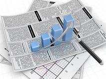 Analyzing Stock Photo