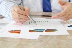 Analyzing Data Stock Photos