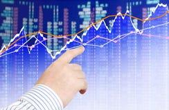 Analyzing Diagram Stock Photography