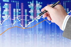Analyzing Diagram Stock Images