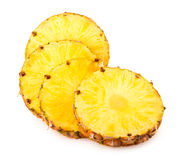Ananasów plasterki Zdjęcie Stock