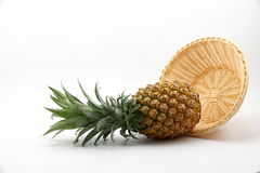 ananas Arkivfoto