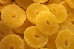 Ananas affettato Immagine Stock Libera da Diritti