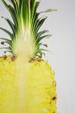 Ananas affettato Fotografie Stock Libere da Diritti