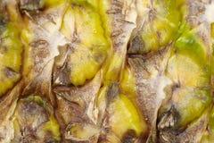 Ananas - alto vicino Fotografie Stock