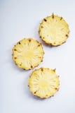 Ananas Ananas fresco Fotografia Stock