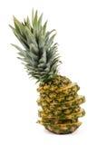 Ananas avec des parts Photographie stock