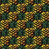 Ananas background Stock Photo