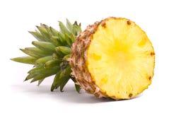 Ananas coupé en tranches Photos stock