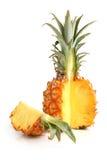 ananas dojrzały obrazy royalty free