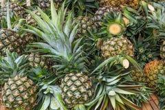 Ananas frais Photo libre de droits