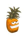 Ananas fresco illustrazione di stock