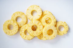 Ananas Frische Ananas Stockfoto