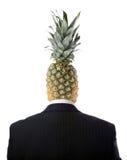 Ananas głowa Zdjęcia Royalty Free