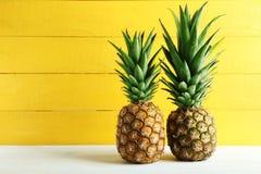 Ananas maturi immagine stock libera da diritti